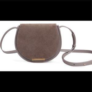 NEW CUYANA Mini Saddle Bag in Clay